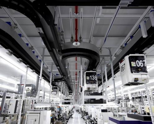 Optimierung der Machine-to-Machine Kommunikation in der Logistik durch fundierte Retail Analytics