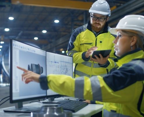 Connected Manufacturing Analytics