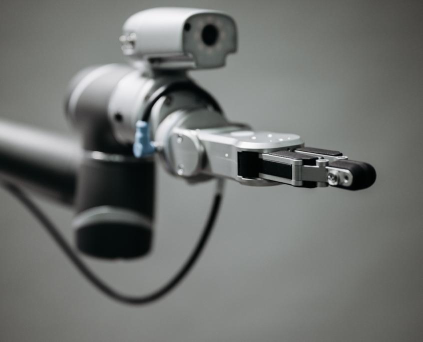 Visual Inspection für Smart Manufacturing